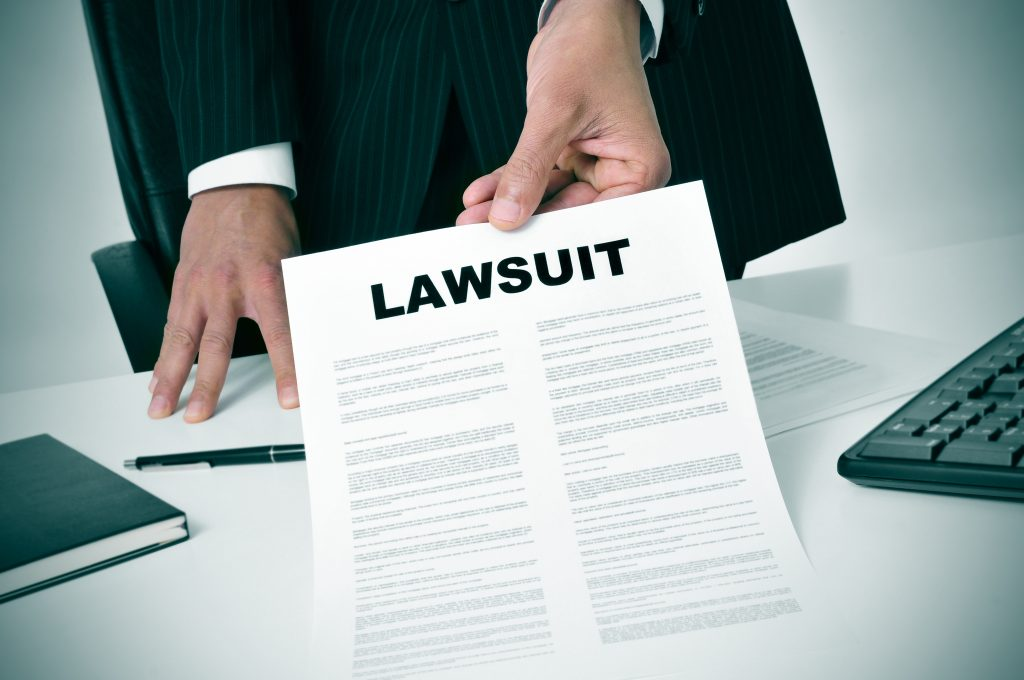 Cal/OSHA lawsuits for employers