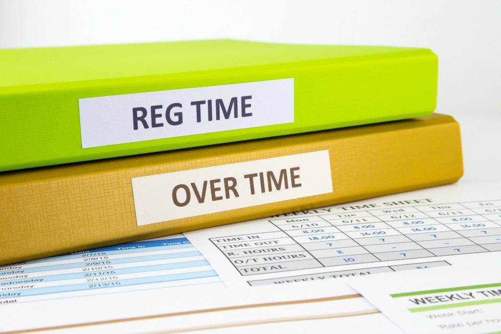 non-exempt employee pay requirements
