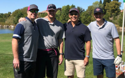 Emplicity CEO Vic Tanon Tees Up for Charity