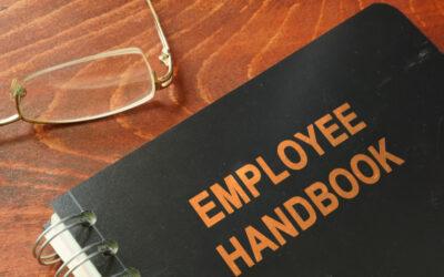 2020 Employee Handbook Compliance Requirements