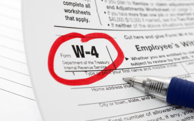 Are You Ready for the New 2020 Form W-4?